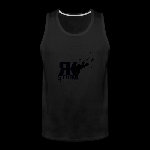 RKStudio Black Version - Men's Premium Tank