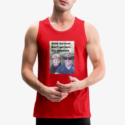 Awkward Shirt - Men's Premium Tank