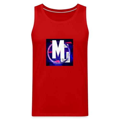 MoneyGamer Logo - Men's Premium Tank