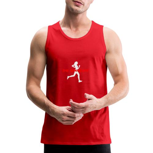 The GYM BEATS - Music for Sports - Men's Premium Tank