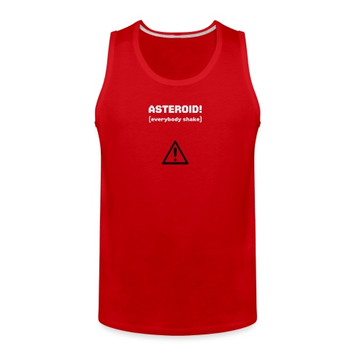 Spaceteam Asteroid! - Men's Premium Tank