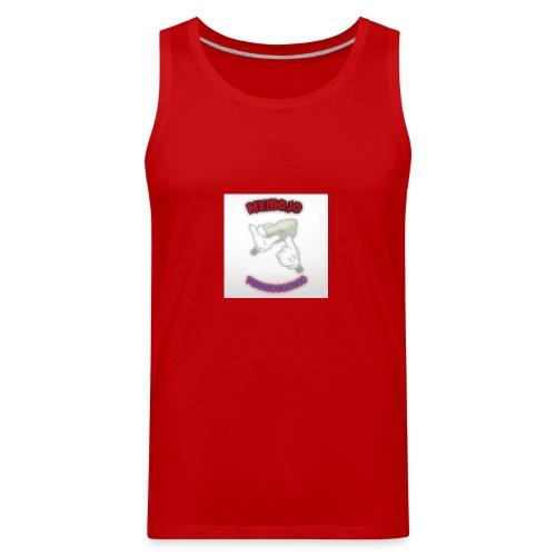 YBS T shirts - Men's Premium Tank