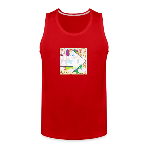 shapes - Men's Premium Tank