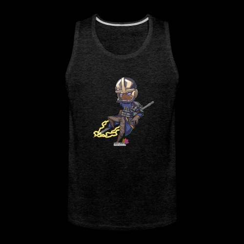 Vainglory Idris T-shirt - Men's Premium Tank