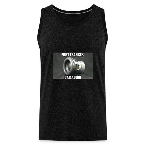 Fort Frances Car Audio - Men's Premium Tank