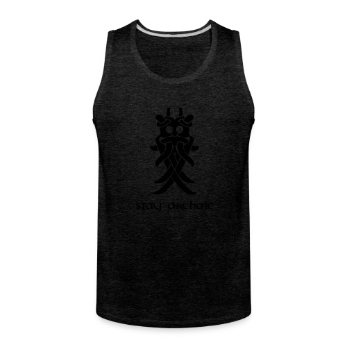 Odin's Mask - Men's Premium Tank