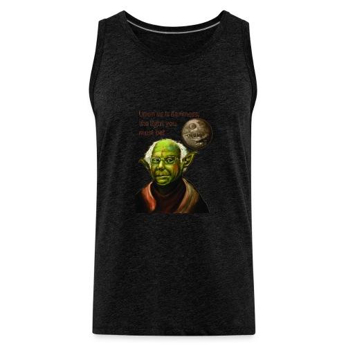 Yoda Bernie - Men's Premium Tank