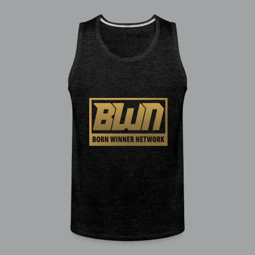 BWN (Gold) - Men's Premium Tank
