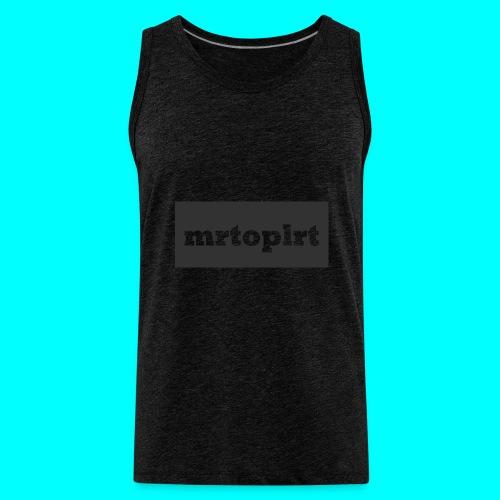 MRTOPLRTshirt - Men's Premium Tank
