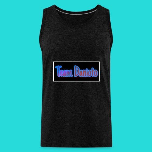 Team Danioto Classic Long Sleeve Shirt! - Men's Premium Tank