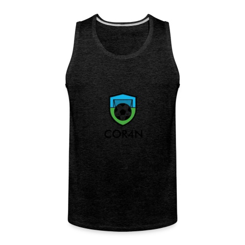 Football/Soccer Design - Men's Premium Tank