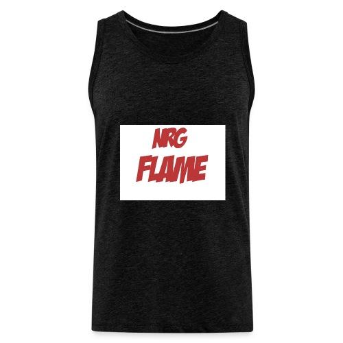 Flame For KIds - Men's Premium Tank