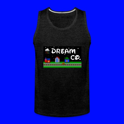 Pixel Art - Men's Premium Tank