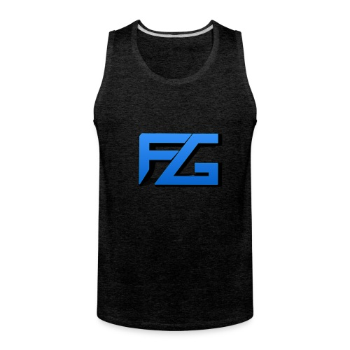 Freeze Gaming Logo - Men's Premium Tank