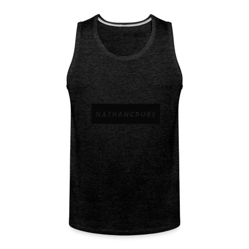 nathancdoee logo - Men's Premium Tank