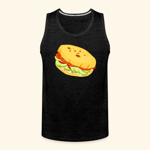 Arepa Sandwich - Men's Premium Tank