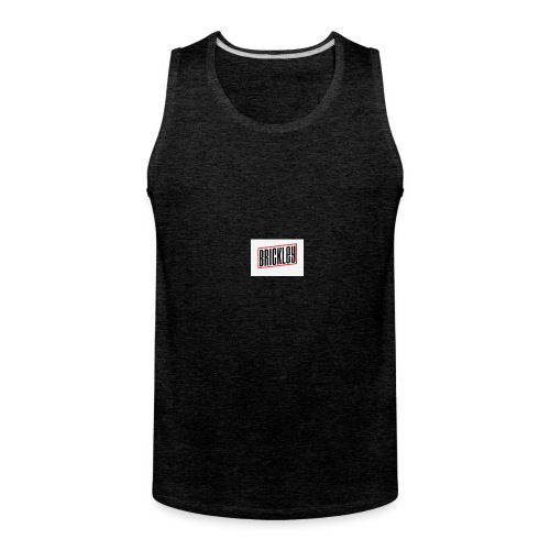 BRICKLEY STYLE - Men's Premium Tank