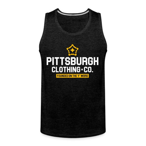 Founded on the 'F' Word - Men's Premium Tank