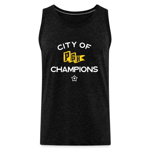 City of Champions - Men's Premium Tank