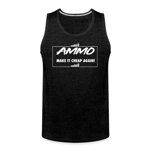 AMMO - Men's Premium Tank