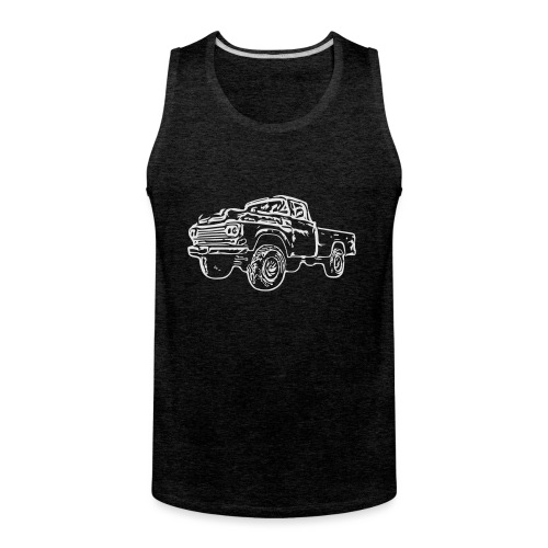gnarlyTruck - Men's Premium Tank