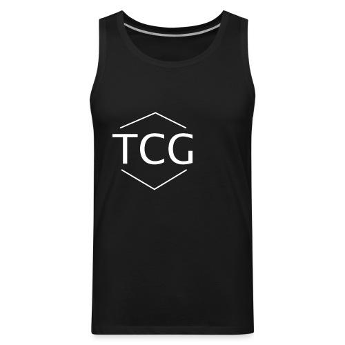 Simple Tcg hoodie - Men's Premium Tank