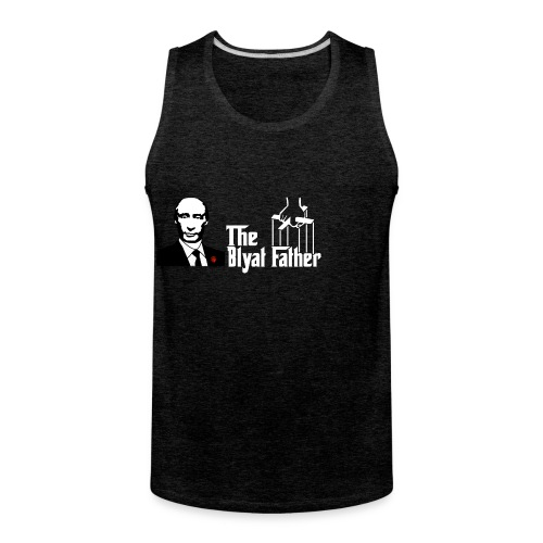 The Blyat Father - Men's Premium Tank