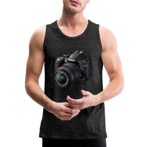 photographer - Men's Premium Tank