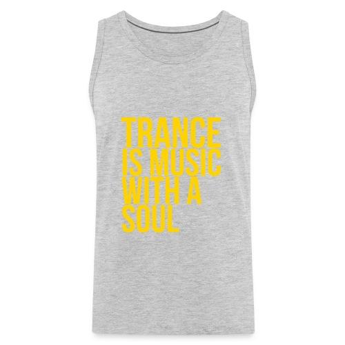 Trance soul - Men's Premium Tank