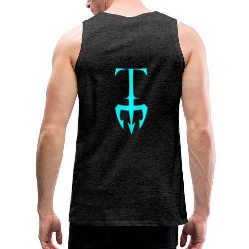 Titan Athletes Logo - Men's Premium Tank