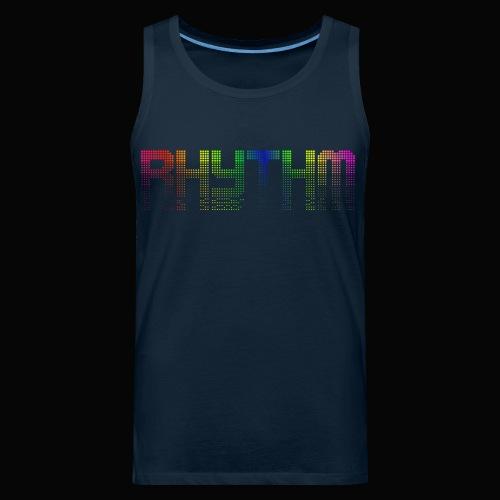Rhythm! - Men's Premium Tank