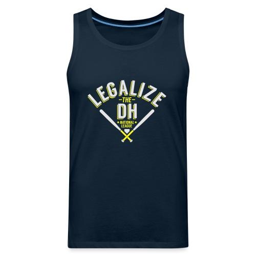 Legalize the DH (San Francisco) - Men's Premium Tank