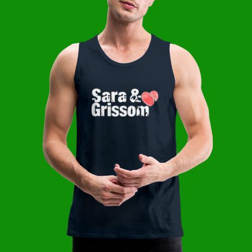 SARA & GRISSOM - Men's Premium Tank