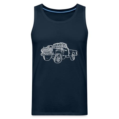 gnarlyTruck - Men's Premium Tank