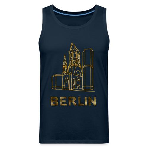 Memorial Church Berlin - Men's Premium Tank