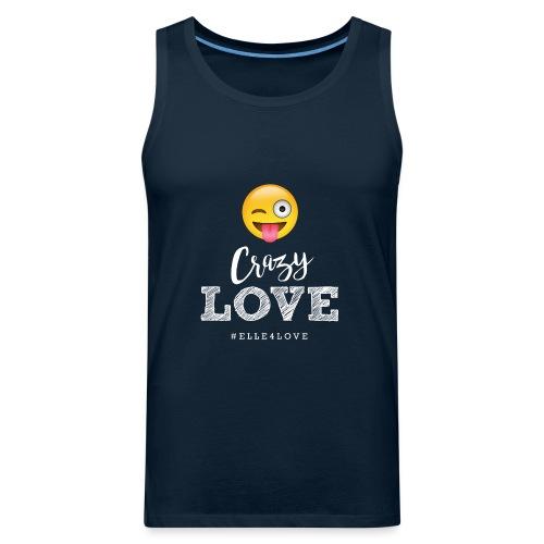 Crazy Love - Men's Premium Tank