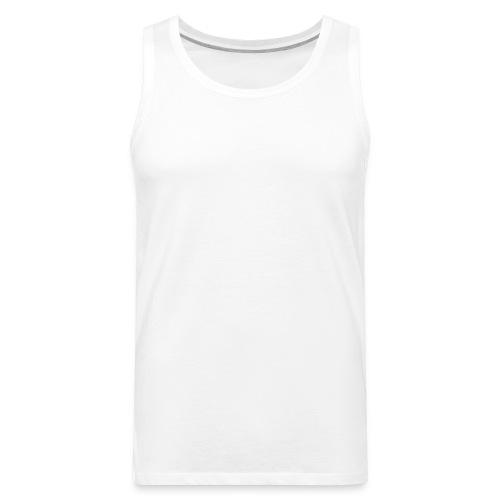 SEA_logo_WHITE_eps - Men's Premium Tank