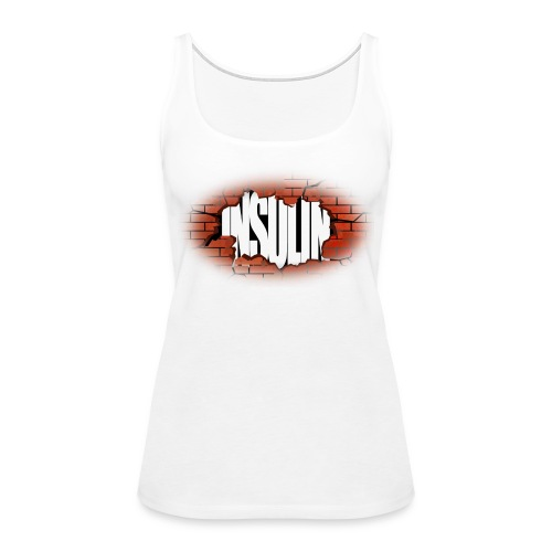 Insulin Breakthrough - Women's Premium Tank Top