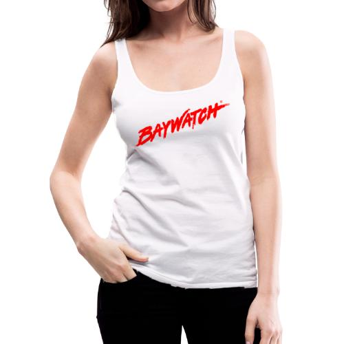 Baywatch - Women's Premium Tank Top