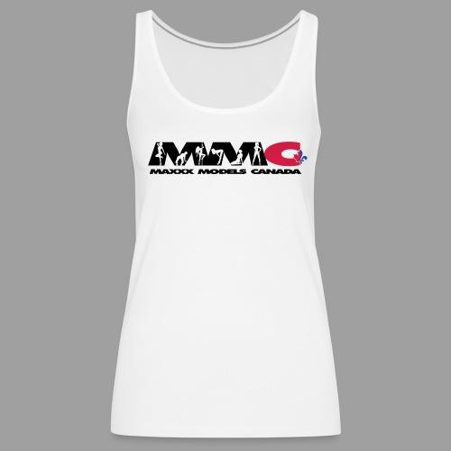 MMC LOGO 2018 - Women's Premium Tank Top