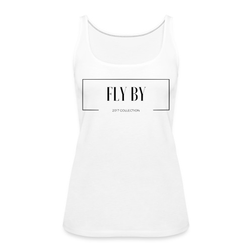FLY BY 2017 - Women's Premium Tank Top