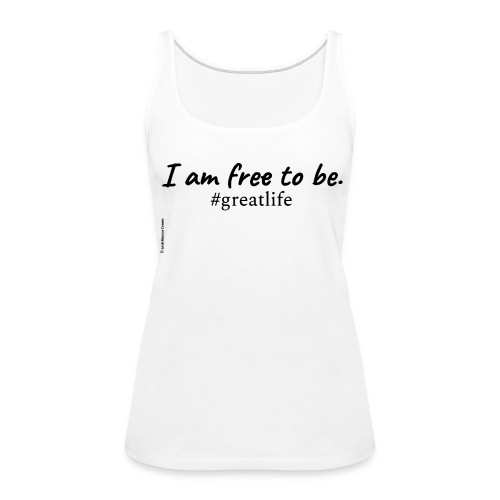 Free to Be Movement (upgrade) - Women's Premium Tank Top