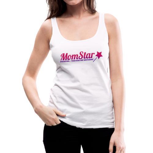 MomStar Shirt - Women's Premium Tank Top