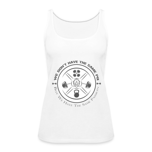 The same Passion GrisF - Women's Premium Tank Top