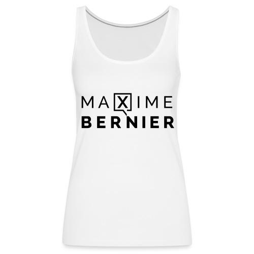 Maxime Bernier campaign logo - Women's Premium Tank Top
