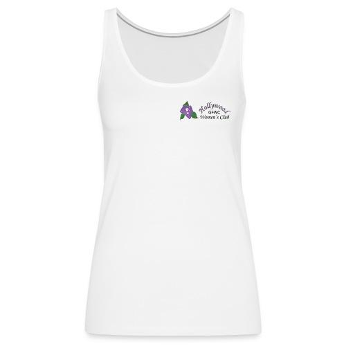 HWC Logo Full - Women's Premium Tank Top