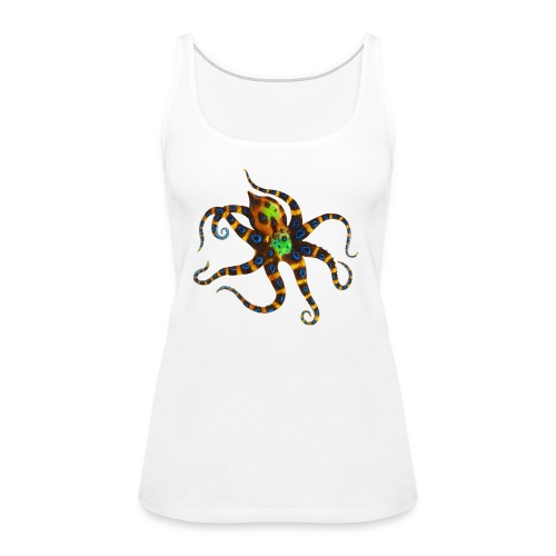 Octopuss - Women's Premium Tank Top