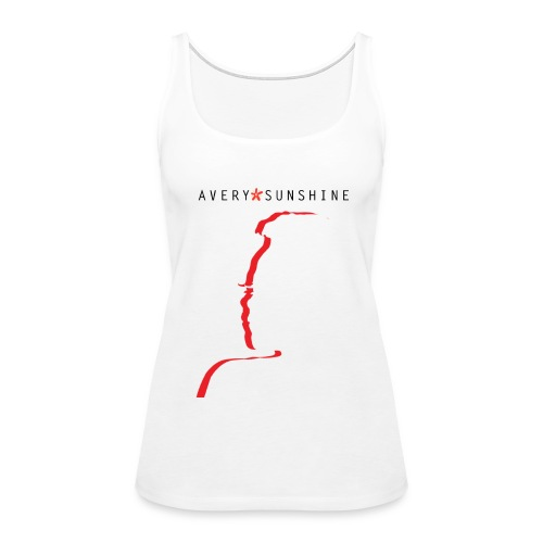 Avery*Sunshine Silhoette II - Women's Premium Tank Top