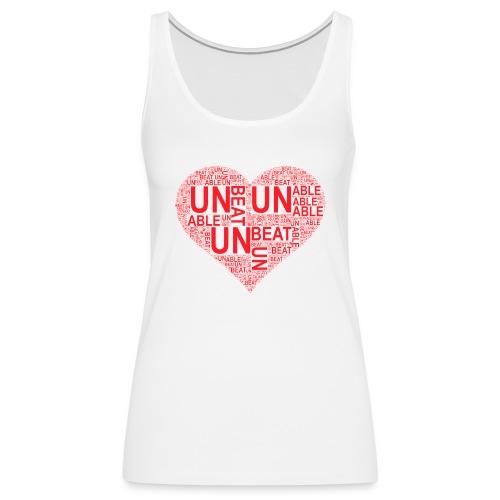 unbeatableMe - Women's Premium Tank Top