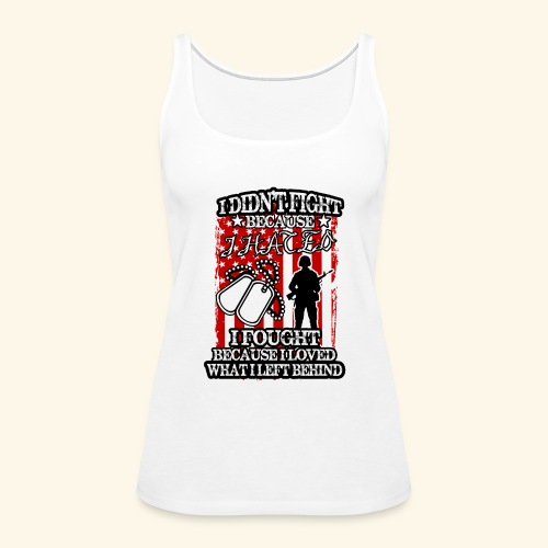 ARMY2 - Women's Premium Tank Top